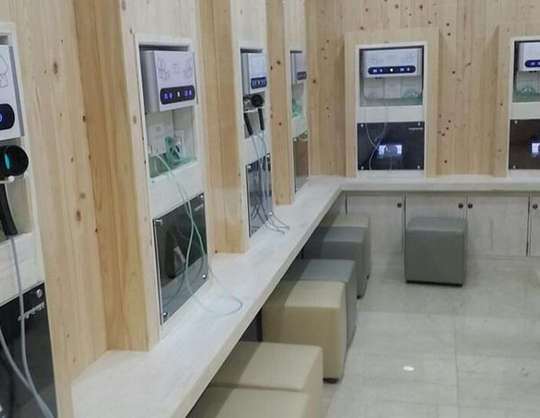 호흡기치료실