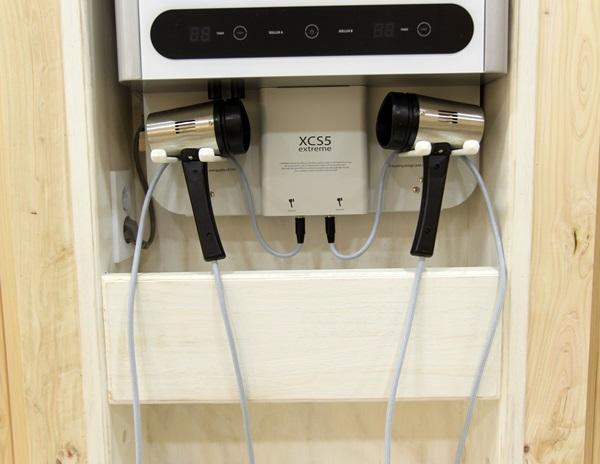 호흡기치료실 장비